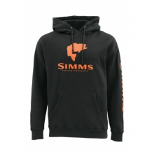 Bass Logo Hoody by Simms