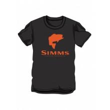 Bass Logo SS T by Simms