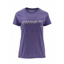 Women's Sipping Trout SS T by Simms