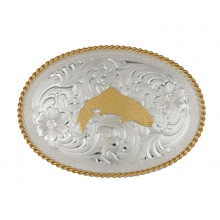 Trout Belt Buckle by Simms