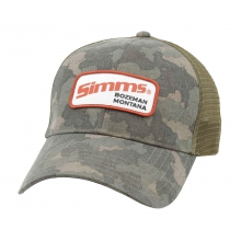 Retro Patch Trucker