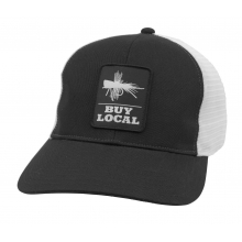 Buy Local Patch Trucker