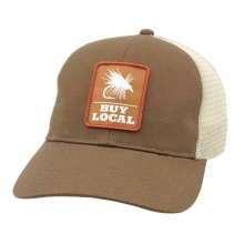 Buy Local Patch Trucker by Simms