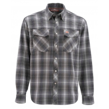 Gallatin Flannel LS by Simms in Fullerton Ca