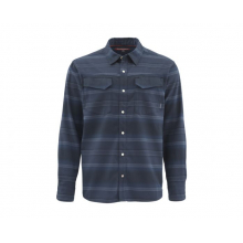 Men's Gallatin Flannel LS Shirt by Simms in Fort Collins Co