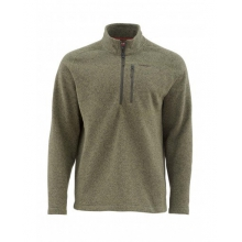 Rivershed Sweater-Quarter Zip by Simms