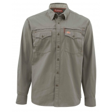 Stillwater LS Shirt - Twill by Simms in Brighton Mi