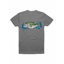 Stockton Bass T-Shirt by Simms in Succasunna Nj