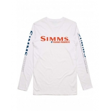 Fast Bass Logo LS T by Simms