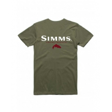 Simms Trout T-Shirt by Simms