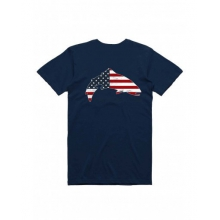 Simms Trout USA T-Shirt by Simms