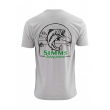 Weekend Bass SS T by Simms