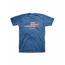 Flag Species T-Shirt by Simms
