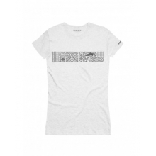 Womens Gulf Prism T-Shirt by Simms