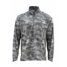 SolarFlex Half Zip Shirt by Simms in Great Falls Mt