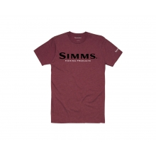 Simms Logo T-Shirt