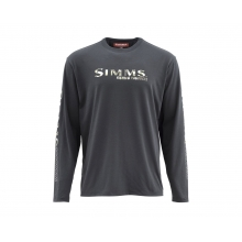 Tech Tee Ls by Simms in Cotter Ar