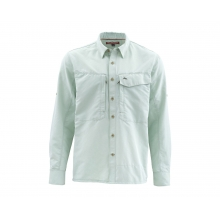 Men's Guide Ls Shirt Marle by Simms