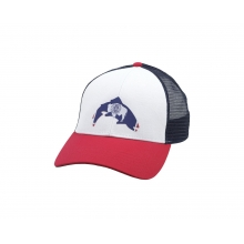 Wyoming Patch Trucker by Simms
