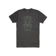 Men's Bison T-Shirt by Simms