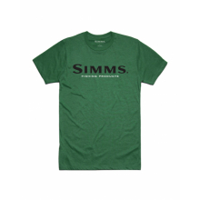Men's Simms Logo T-Shirt by Simms