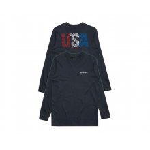 USA Species LS Tech Tee