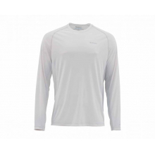 Men's SolarFlex LS Crewneck Solids by Simms