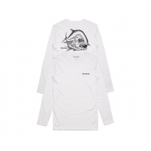 Men's Hacket Pen Permit LS Tech Tee by Simms