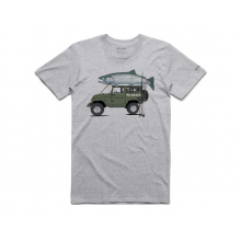 Men's Trout Cruiser T-Shirt by Simms in Sioux City IA
