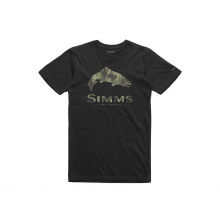 Men's Trout Pine Camo T-Shirt