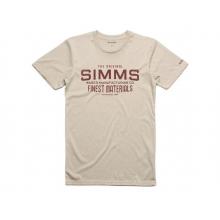 Men's Wader Mfg T-Shirt by Simms
