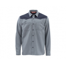 Men's Black's Ford LS Shirt by Simms in Fort Collins Co