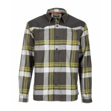 Men's Blacks Ford Flannel Ls Shirt by Simms in Omak WA