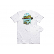 Men's Underwood Lake T-Shirt by Simms
