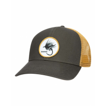 Dryfly Rodeo Patch Trucker by Simms