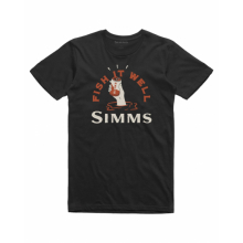 Men's Cheers Fish It Well T-Shirt by Simms