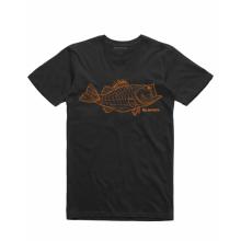 Men's Bass Line T-Shirt by Simms