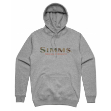 Men's Simms Logo Hoody by Simms