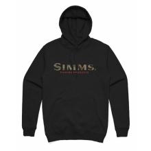Men's Simms Logo Hoody by Simms in Loveland CO