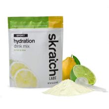 Sport Hydration Drink Mix, Lemon & Lime, 20-Serving