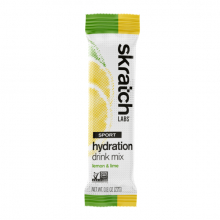 Sport Hydration Drink Mix, Lemon & Lime, Single Serving by Skratch Labs in Alamosa CO