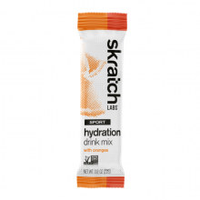 Sport Hydration Drink Mix, Oranges, Single Serving by Skratch Labs in Alamosa CO