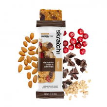Anytime Energy Bar, Chocolate Chips & Almonds