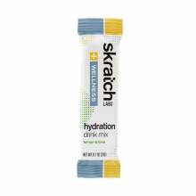 Wellness Hydration Drink Mix Lemons & Limes, Single Serving by Skratch Labs in Alamosa CO