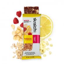 Anytime Energy Bar, Raspberries & Lemons