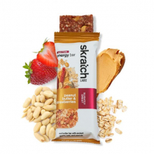 Anytime Energy Bar, Peanut Butter & Strawberries