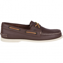 Men's Authentic Original Leather Boat Shoe by Sperry in Squamish BC