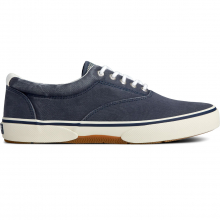Men's Halyard CVO Salt Washed Laceless Sneaker by Sperry in Knoxville TN