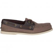 Men's Authentic Original Waxed Canvas Boat Shoe