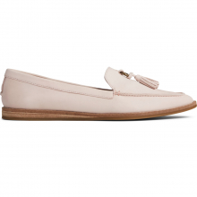 Women's Saybrook Slip On Leather Rose Dust by Sperry